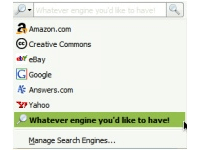 Скриншот Add to Search Bar