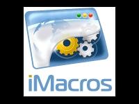 Скриншот iMacros for Firefox