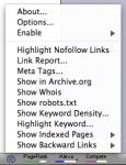 Скриншот SearchStatus