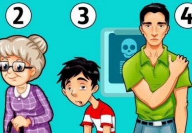 Тест вашей личности — кто из этих людей самый нездоровый?