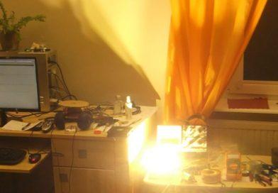 Мощнейшая светодиодная лампа на 300 Вт