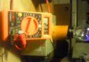 Плазменная лампа на высоковольтном трансформаторе