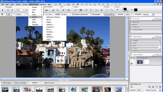 Программы для обработки фото на компьютере