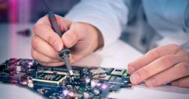 Диагностика и ремонт ноутбуков любой сложности в Санкт-Петербурге